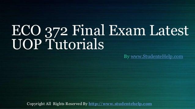 MGMT 410 – Week 8 Final Exam