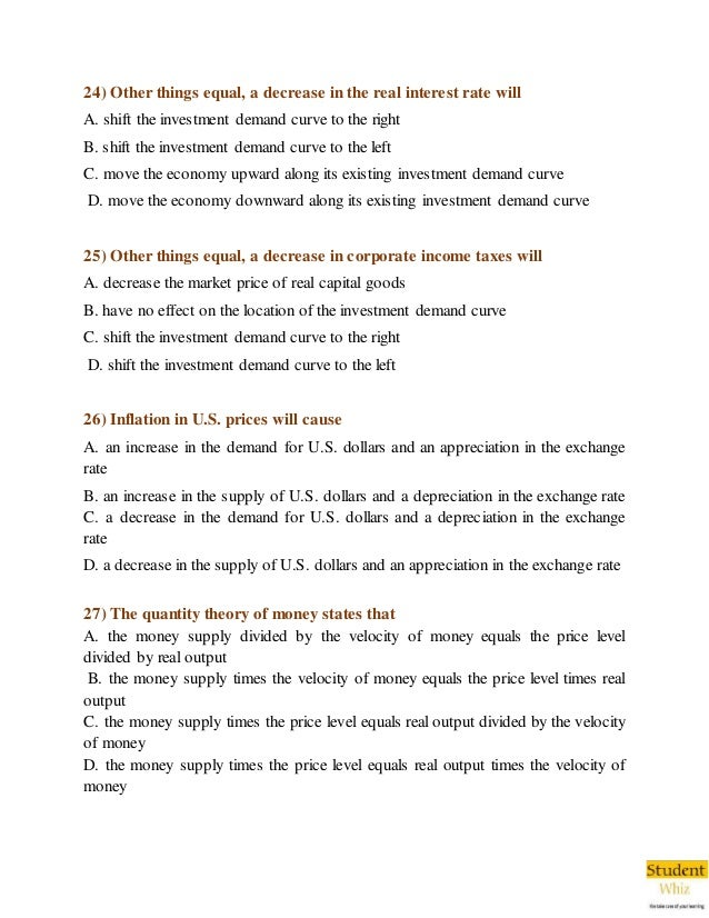 eco561 final exam Eco 561 final exam latest uop final exam questions with answers - free  download as word doc (doc), pdf file (pdf), text file (txt) or read online for  free.