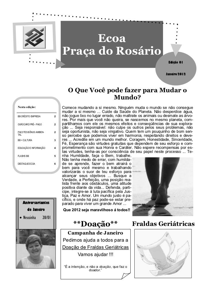 Ecoa                                 Praça do Rosário                                                                     ...