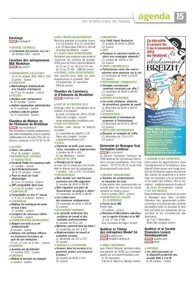 Co actu n 16 - Chambre des metiers inscription auto entrepreneur ...