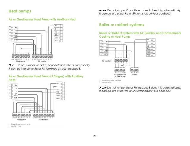 ecobee3 user guide ecobee3 user guide ecobee wiring diagram Ecobee Wiring Diagram #45 Ecobee Wiring Diagram  sc 1 st  MiFinder : wiring diagram for heat pump system - yogabreezes.com