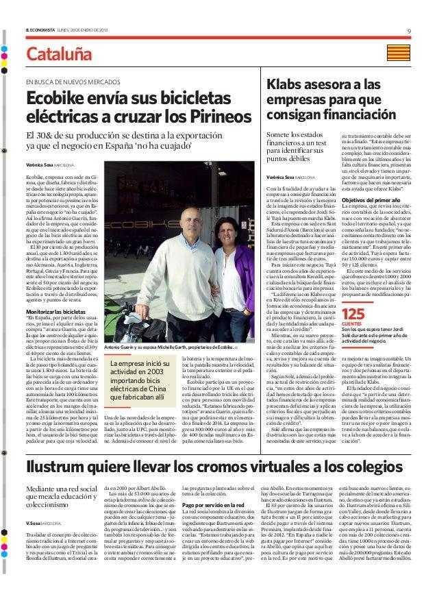 EL ECONOMISTA LUNES, 28 DE ENERO DE 2013                                                                                  ...