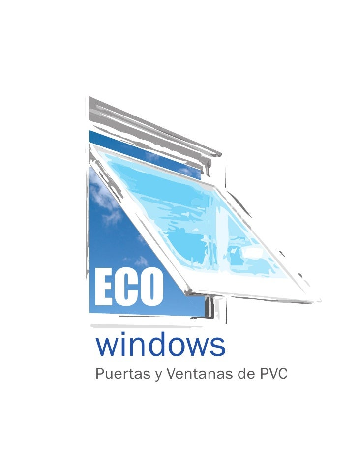 ECO windows Puertas y Ventanas de PVC