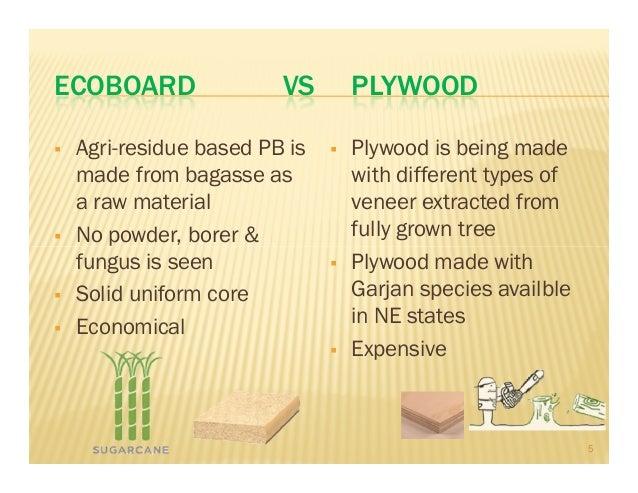Ecoboard saves trees while making beautiful furniture