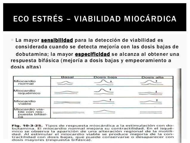 ECO ESTRÉS – VIABILIDAD MIOCÁRDICA  El tratamiento (revascularización) en pacientes con disfunción miocárdica reversible ...
