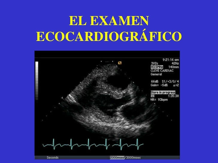 Información anatómica y funcional.