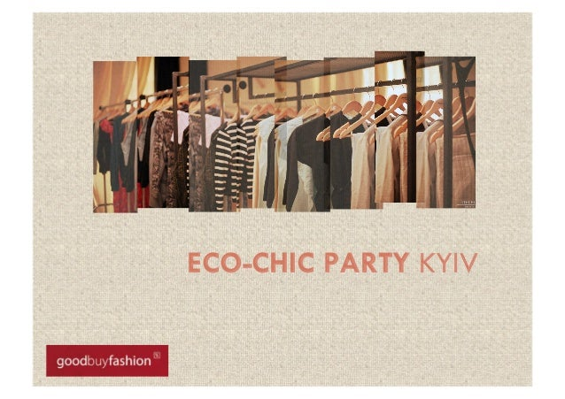 ECO-CHIC PARTY KYIV