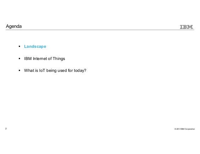 IBM Recipe: 1 part IoT Foundation, 2 parts IBM Bluemix - mix them to create new IoT possibilities  Slide 2