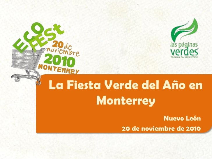 Eco fest 2010 monterrey  media kit pymes v2
