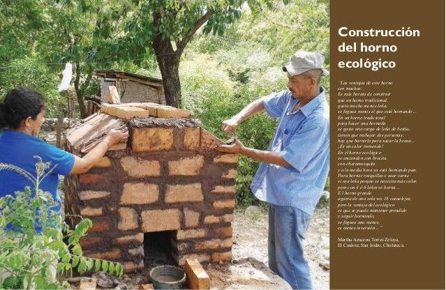 Ecofogones Y Hornos Ecologicos - Como-construir-un-horno-de-lea