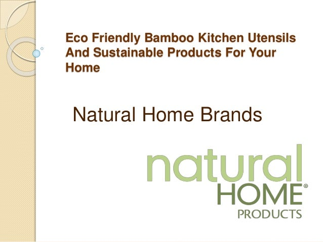 Eco friendly bamboo kitchen utensils and sustainable for Eco friendly kitchen products