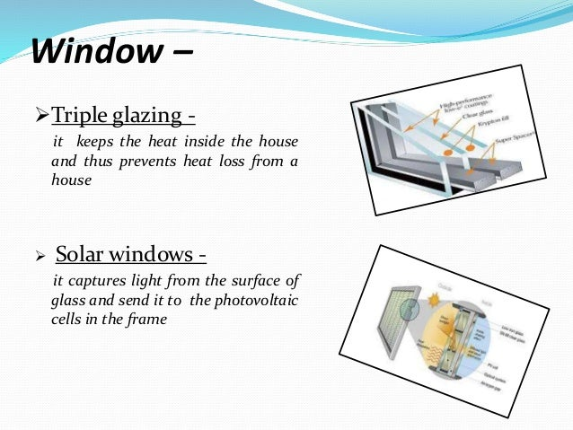 Eco friendly house finall 1 1 for Eco friendly windows