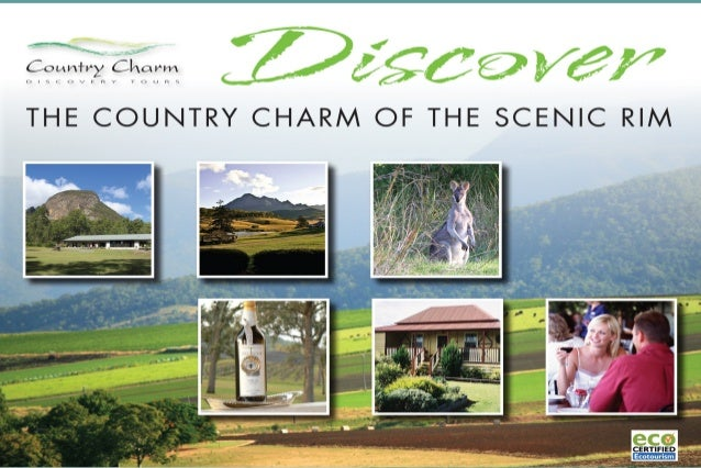 Country CharmCountry Charm TMTM Discovery TourDiscovery Tour Marketing ChallengeMarketing Challenge How does a newnew busi...