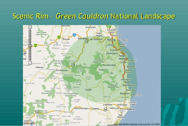 More Scenic Rim FeaturesMore Scenic Rim Features  World heritage national parks.  A relatively long period of amenable c...