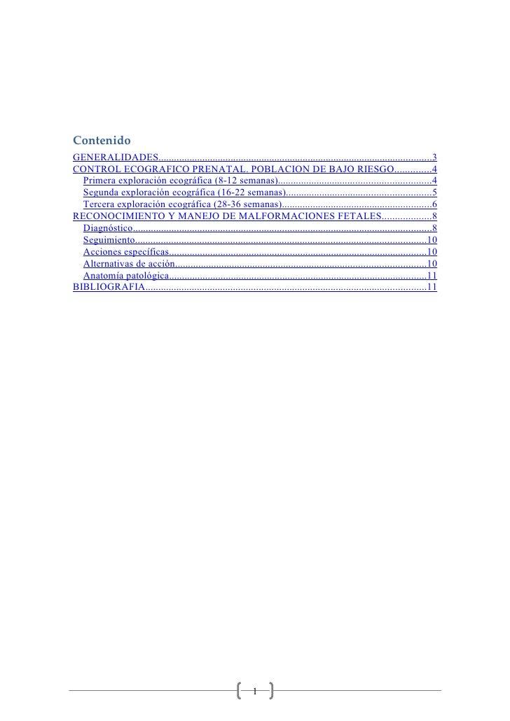 EcografíA En Obstetricia Hgc