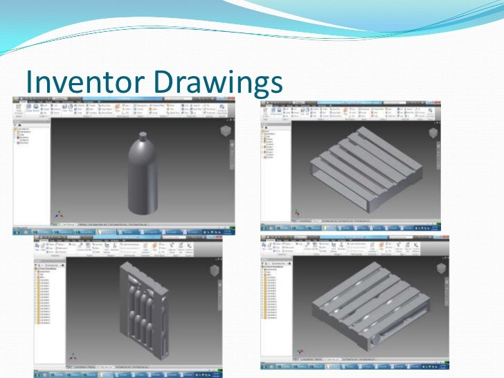 Inventor Drawings<br />