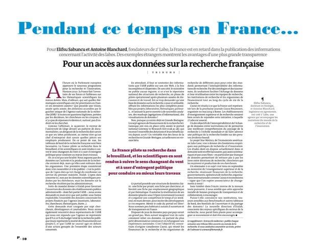 10P_ Pendant ce temps en France…