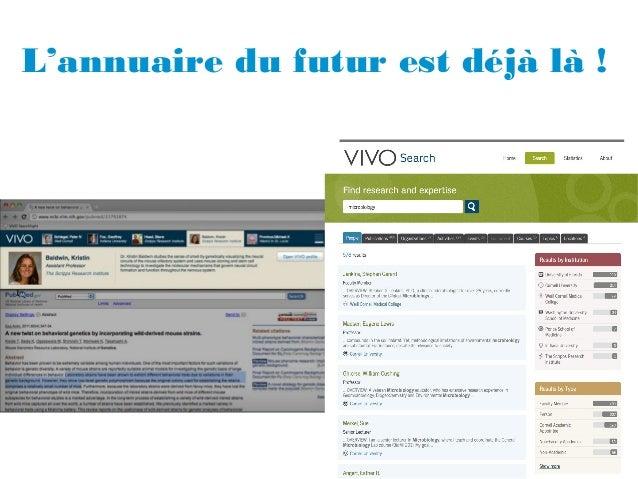 L'annuaire du futur est déjà là !