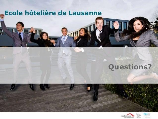 Ecole hoteli re de lausanne for Ecole de cuisine geneve