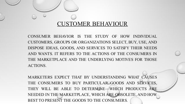 customer satisfaction and customer buying behaviour Strategies to keep up with changing customer buying behavior like showrooming, online research & more learn to change customer buying behavior strategies to keep up with changing customer buying behavior like showrooming, online research & more  recalls, customer satisfaction scores, and resale values before they step foot onto the dealer.