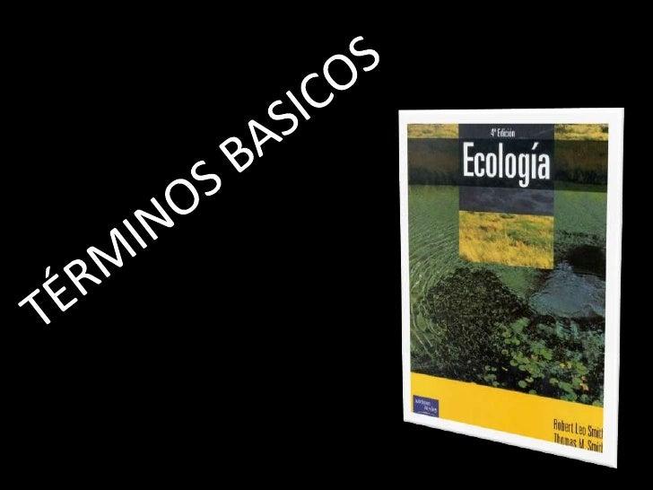 Ecologia Slide 3