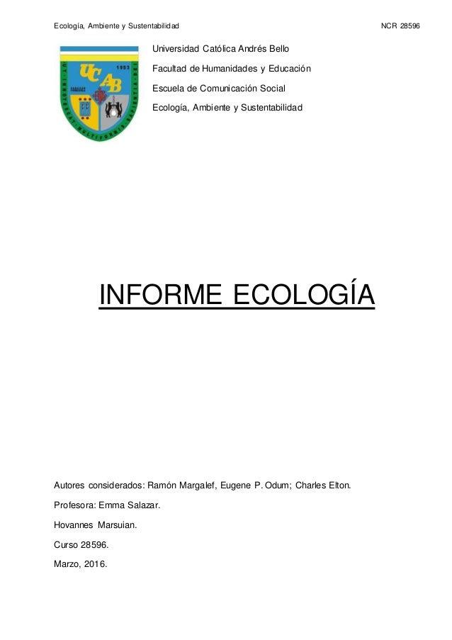 Odum pdf de ecologia fundamentos