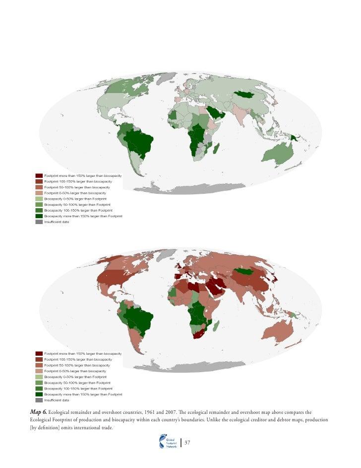 Ecological Footprint Atlas 2010
