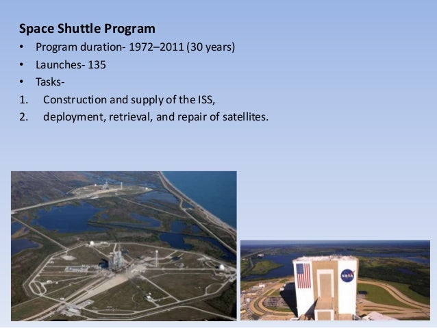 why was the space shuttle program created - photo #26