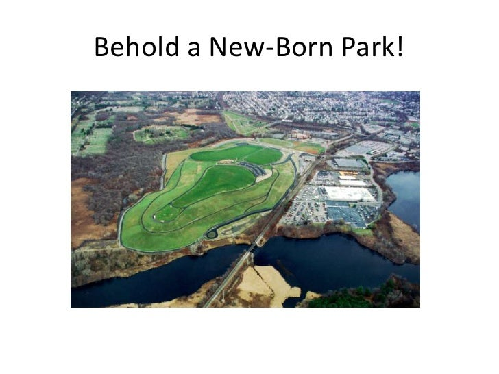 Behold a New-Born Park!<br />