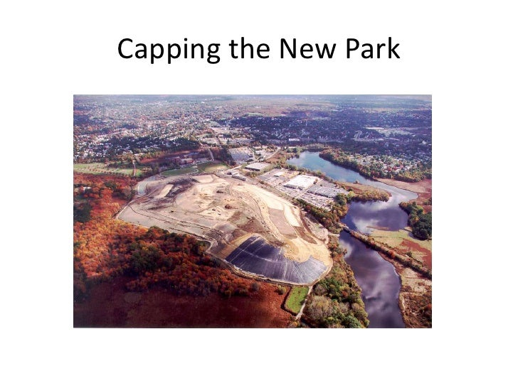 Capping the New Park<br />