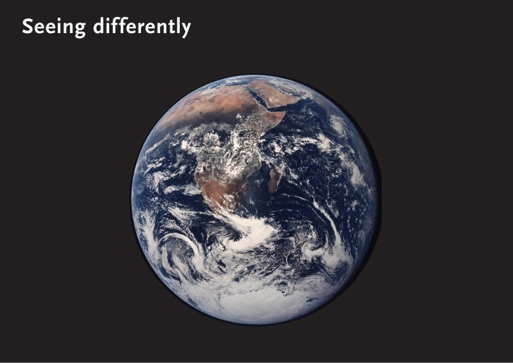 Seeing differently     www.eco-labs.org