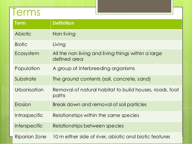 Ecology | Article about ecology by The Free Dictionary