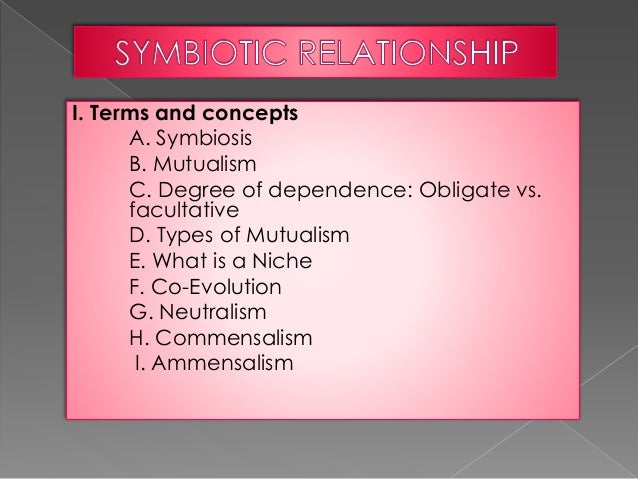 what is neutralism relationship