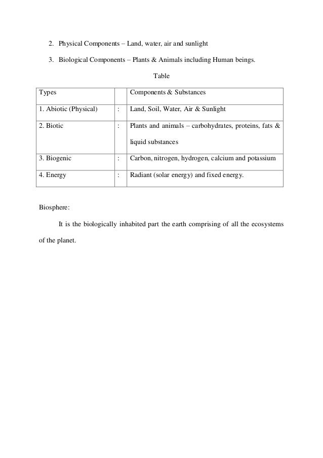 ecology environment 23 2