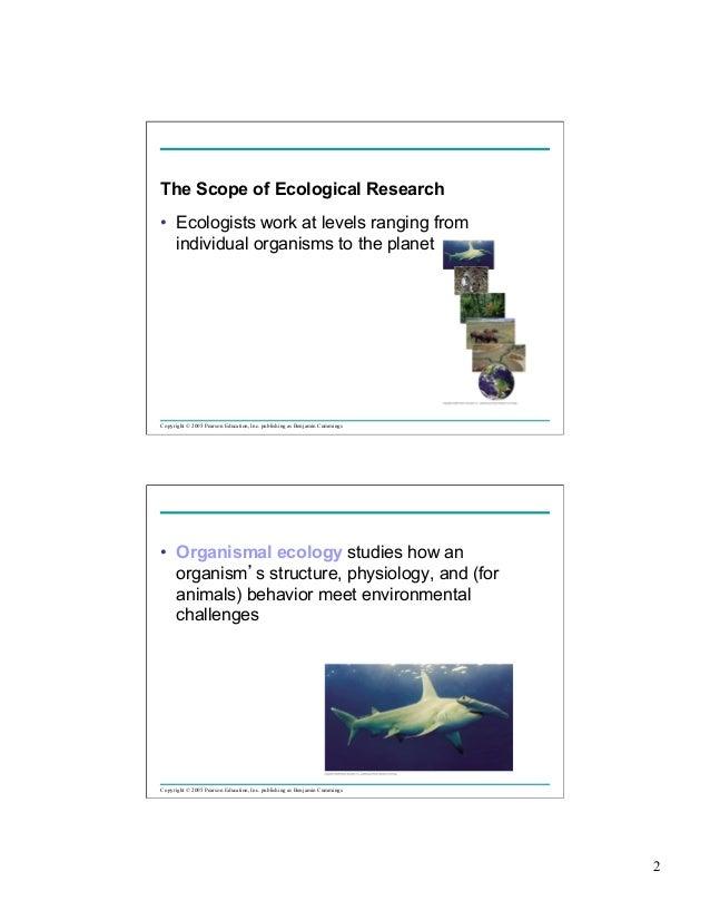 (PDF) Ecological studies: Advantages and disadvantages