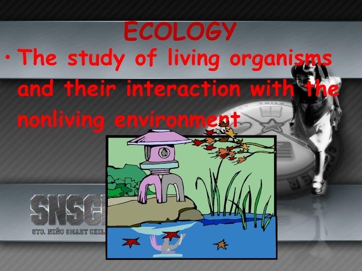 Ecology Slide 2