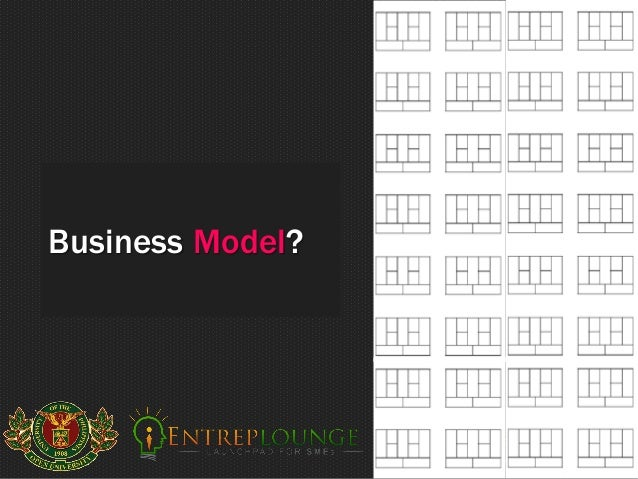 Introduction to E-Commerce - Business Model Canvas Slide 3