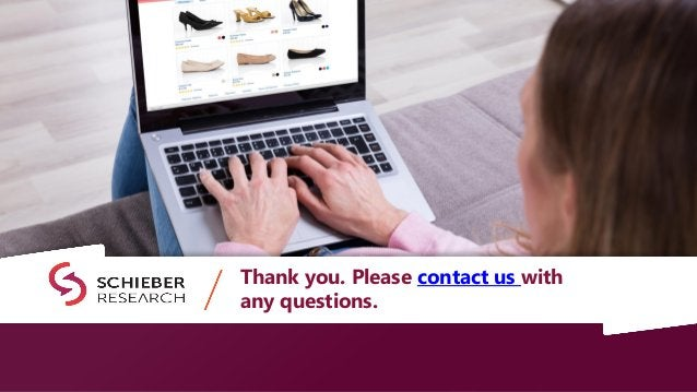 Thank you. Please contact us with any questions.