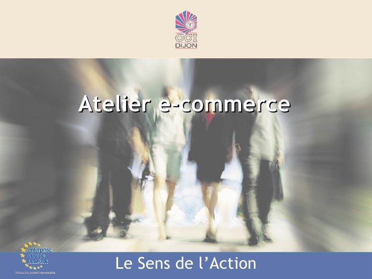 Atelier e-commerce