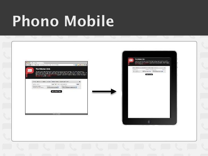Phono Mobile