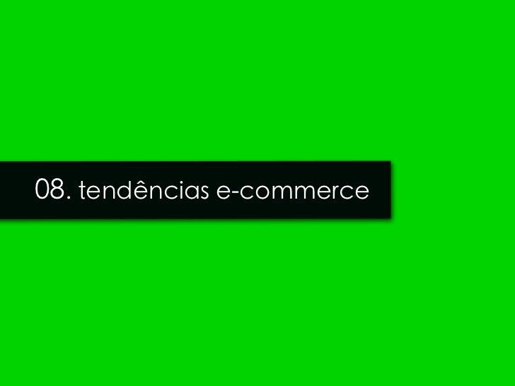 08. tendências e-commerce