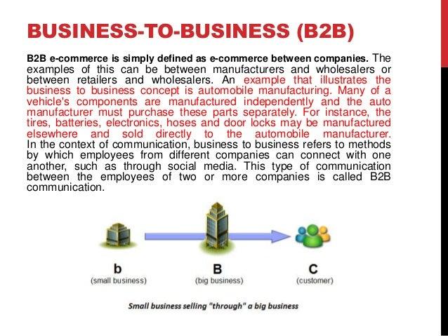 b2b ecommerce examples Ecommerce