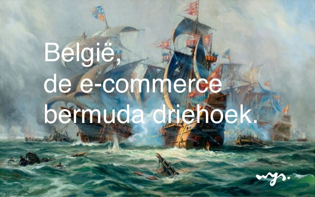 België, de e-commerce bermuda driehoek.