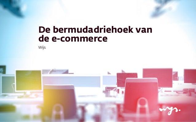 België, de bermuda driehoek van e-commerce Slide 2