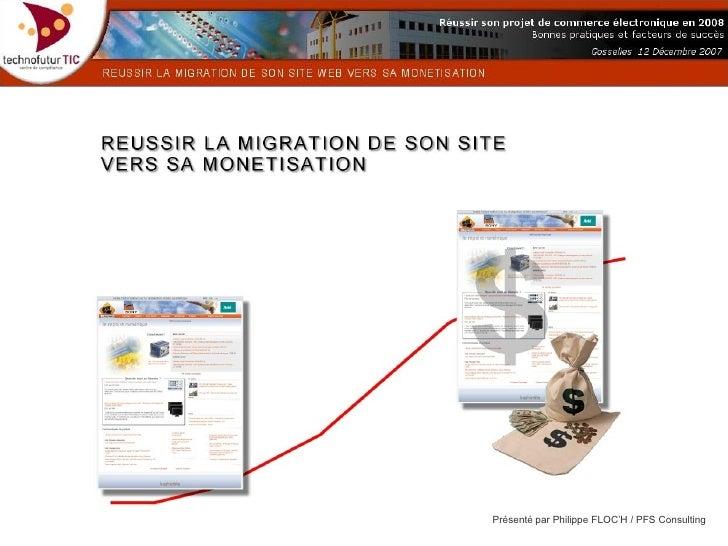 Présenté par Philippe FLOC'H / PFS Consulting