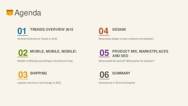 eCommerce Trends for 2015 Slide 3