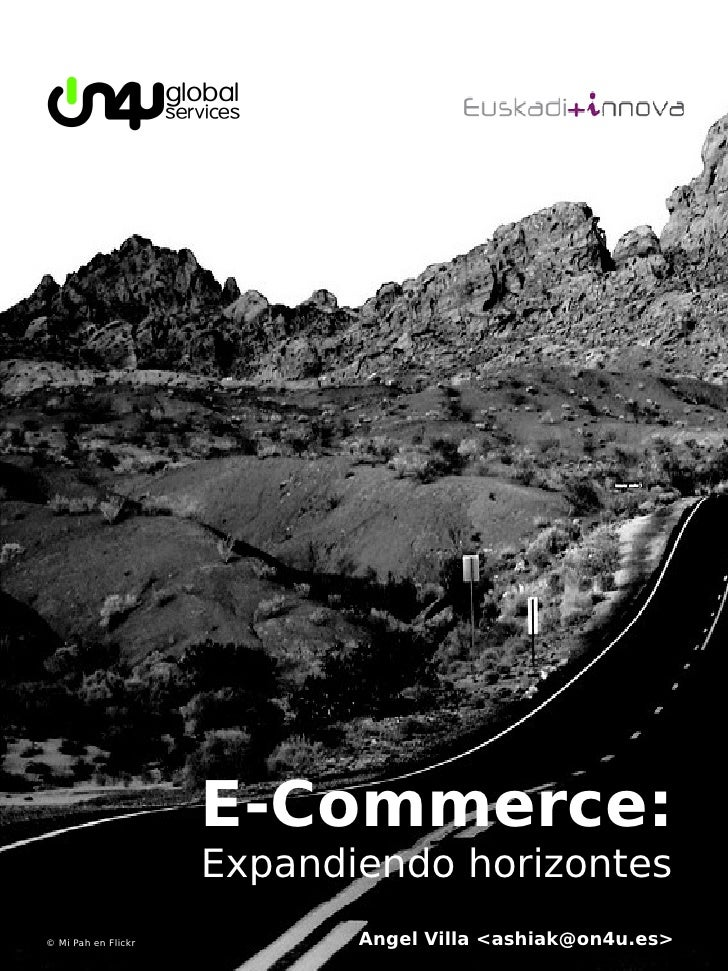 eCommerce: expandiendo horizontes - DOC
