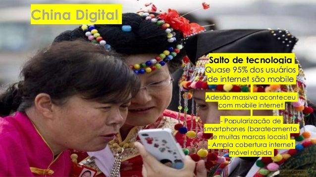 Salto de tecnologia Quase 95% dos usuários de internet são mobile Adesão massiva aconteceu com mobile internet - Populariz...