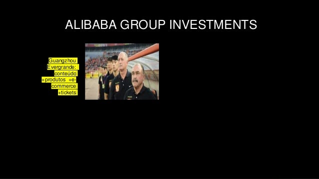 STARTUPS CHINESAS – OPORTUNIDADE OU RISCO? POR IN HSIEH / INHSIEH@GMAIL.COM ALIBABA GROUP INVESTMENTS Guangzhou Evergrande...