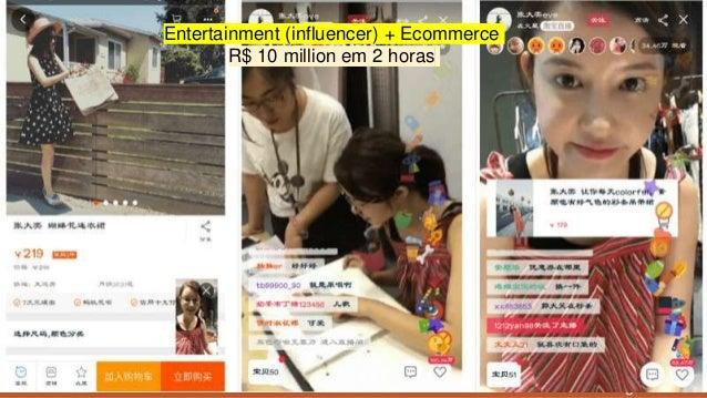 www.InHsieh.com Digital ChinaProxxima 2017 Entertainment (influencer) + Ecommerce R$ 10 million em 2 horas